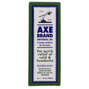Axe Oil 28ml