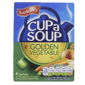 Batchelor Golden Vegetable Soup 82g