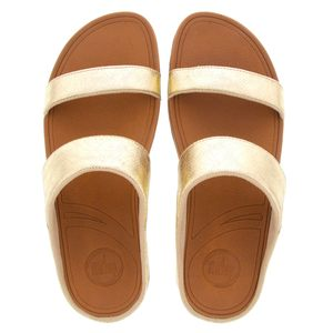 Fitflop Ladies Slipper Lulu Slide Lustra