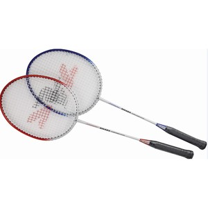 Joerex  Badminton Racket + Shuttle Cock 2pcs