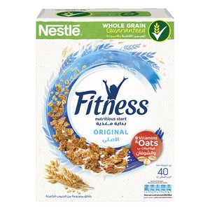Nestle Fitness Cereals Made With Whole Grain 40g