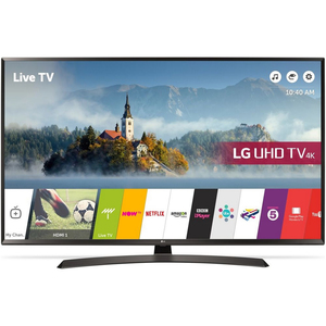 LG Ultra HD Smart LED TV 55UJ634V 55inch