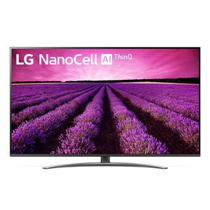 LG NanoCell Ultra HD Smart LED TV 55SM8100PVA 55""