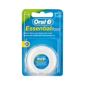 Oral-B Essential Floss Mint Waxed 50m