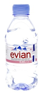 Evian Mineral Water 330ml