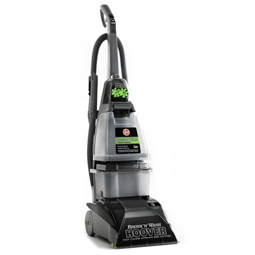 Hoover Brush & Wash Carpet Washer Steam Vacuum  F5916