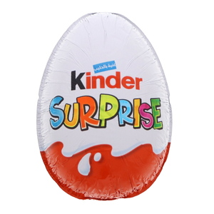 Kinder Surprise egg chocolate 20g