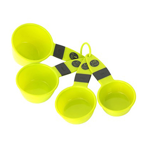 Chefline Measuring Cup Set 4pcs