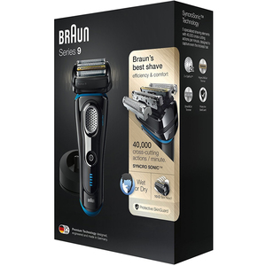 Braun Series 9 Wet and Dry Shaver 9240S