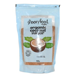 Groovy Food Organic Coconut Sugar 500g