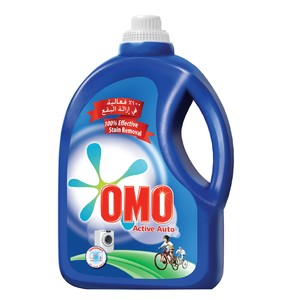 OMO Active Auto Fabric Cleaning Liquid 1.5Litre