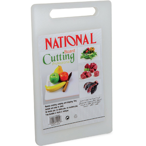 National Cutting Board 20mm White Large