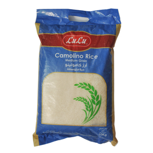 Lulu Camolino Rice Medium Grain 10kg