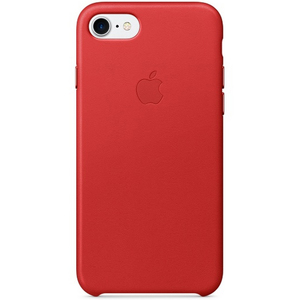 Apple iphone7 Leather Case MMY62 Red