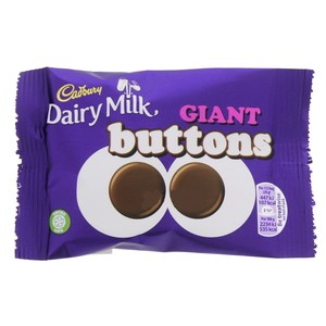 Cadbury Dairy Milk Giant Buttons 40g
