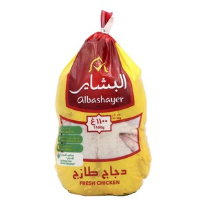 Al Bashayer Fresh Chicken 1.1kg
