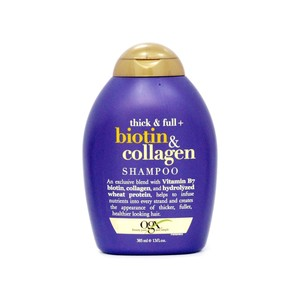 Ogx Thick & Full + Biotin & Collagen Shampoo 385ml