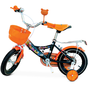 Kids Bicycle 12inch 6054-027 (Assorted, Color Vary)