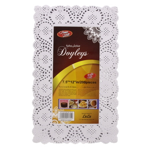 Home Mate Doyleys Rectangle 7.5x12inches 200pcs