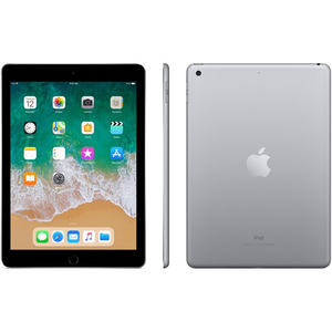 "Apple iPad-6th Generation 9.7""Wifi 32GB Space Grey"