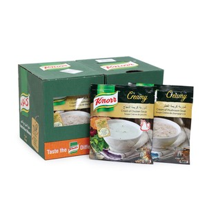 Knorr Classic Chicken Noodles Soup 60g x 12pcs