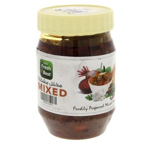 Lulu Mixed Pickle 300g
