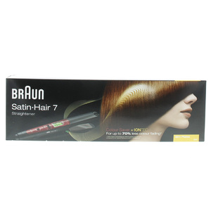 Braun Hair Straightener ES3