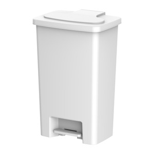 Cosmoplast Pedal Bin 17Ltr  Assorted Color