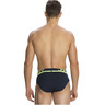 Jockey Pop Colour Bold Brief Medium Navy FP01-0105