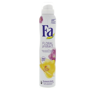 Fa Anti-Prespirant Deo Orchid & Viola For Women 200ml