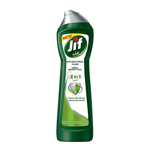 Jif Cream Cleaner 2in1 Anti-Bacterial 500ml