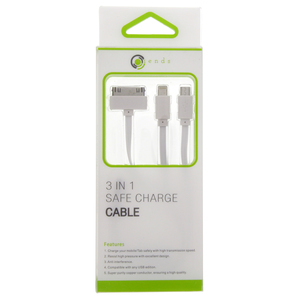 Iends 3in1 Charge Cable CA5468
