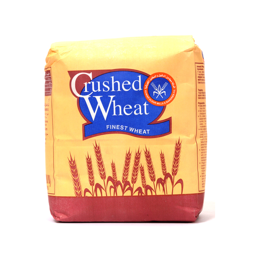Buy Kuwait Flour Mills And Bakeries Crushed Wheat 2 Kg - Flour