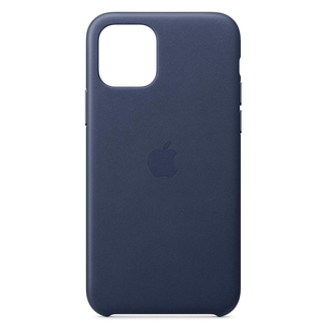 iPhone 11 Pro Leather Case MWYG2ZM Midnight Blue