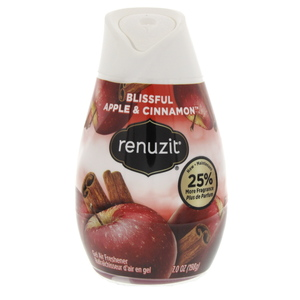 Renuzit Air Freshener Blissful Apple & Cinnamon 198g