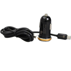 Iends Dual Micro USB Car Charger AD317