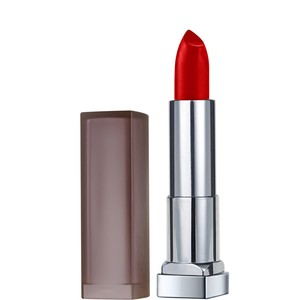 Maybelline Color Sensational Creamy Matte Lipstick 965 Siren In Scarlet 1pc