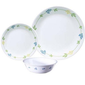 Corelle Dinner Set Secret Garden 18pcs