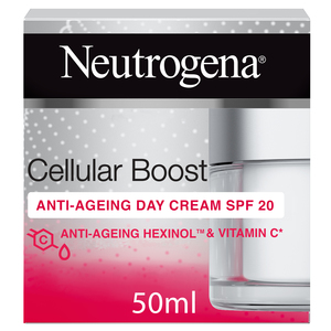 Neutrogena Cellular Boost Anti Ageing Day Cream SPF20 50ml