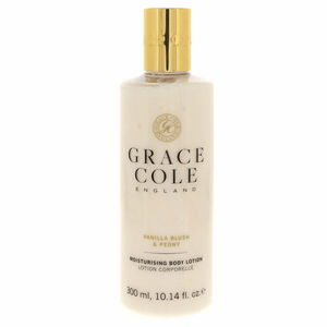 Grace Cole Moisturising Body Lotion Vanilla Blush And Peony 300ml