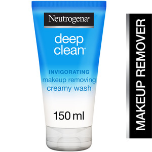 Neutrogena Makeup Remover Deep Clean Invigorating Normal to Combination Skin 150ml