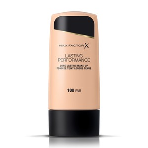 Max Factor Lasting Performance Liquid Foundation 100 Fair 35ml