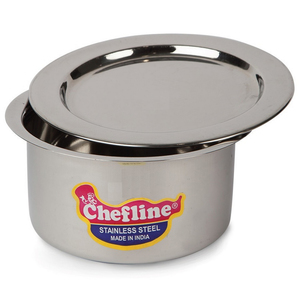 Chefline Stainless Steel Top Set + Lid 17cm