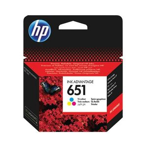 HP Ink Cartridge 651 Tri-Color
