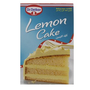 Dr.Oetker Lemon  Cake Dry Mix 430g