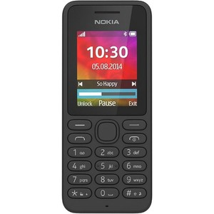 Nokia Featured Phone130 Dual Black