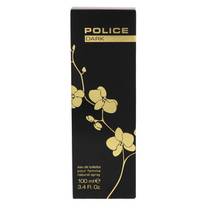 Police Dark Eau De Toilette For Women 100ml