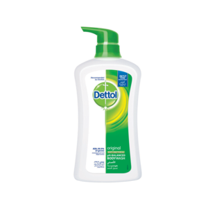 Dettol Anti-Bacterial Body Wash Original 500ml