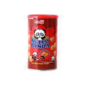 Meiji Hello Panda Chocolate Biscuits 400g