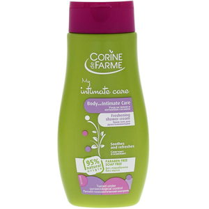 Corine De Farme Freshening Shower Cream 250ml